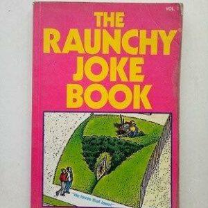 The Raunchy Joke Book Vol 1 Second Hand Books