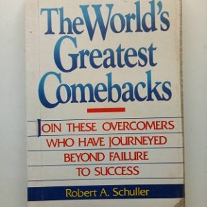 The World's Greatest Comebacks Second Hand Books