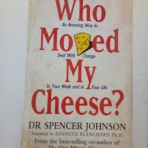 Who Moved My Cheese Second Hand Books