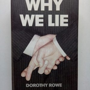 Why We Lie Used Books