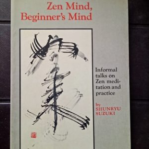 Zen Mind Beginner's Mind Second Hand Books