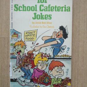 101 School Cafeteria Jokes Used Books