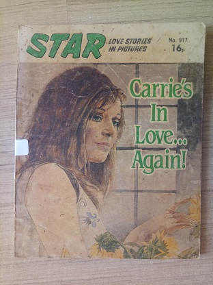 Carrie's In Love Again Used Books