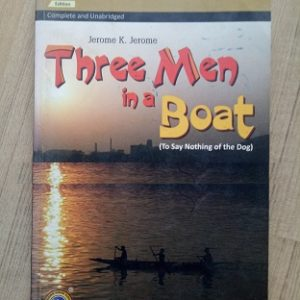 Three Men In A Boat Second Hand Books