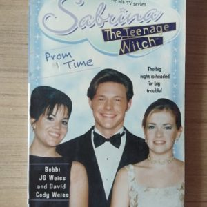 Sabrina - The Teenage Witch - Prom Time Used Books