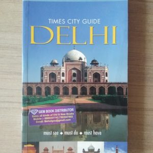 Times City Guide-Delhi Second hand books
