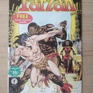 Tarzan Used books