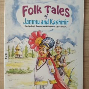 Folk Tales of Jammu & Kashmir Used books
