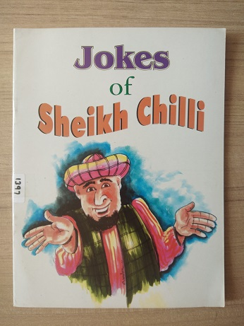 Jokes of Sheikh Chilli Used books