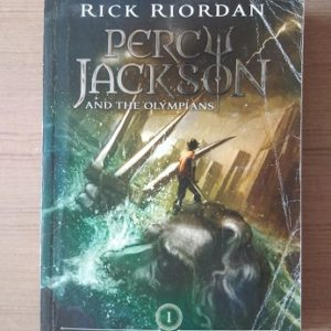 Percy Jackson & The Olympians Second Hand Books