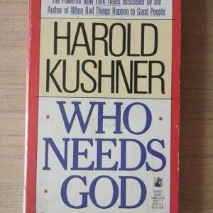 Who Needs God Used books