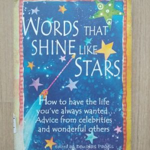 Words That Shine Like Star Used books