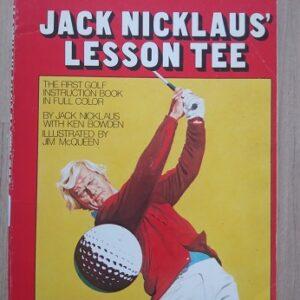 Jack Nicklaus' Lesson Tee Used books