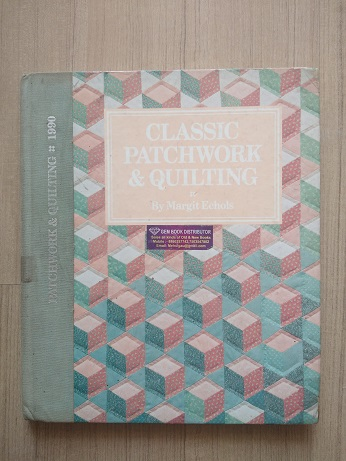 Classic Patchwork & Quilting Second Hand Books