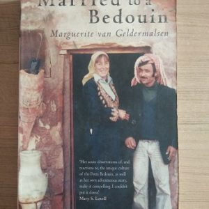 Married To A Bedouin Second hand books