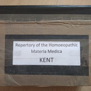 Repertory Of The Homoeopathic Materia Medica Used Books