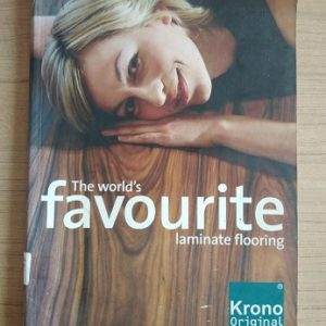 The World's Favourite Laminate Flooring Second hand books