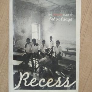 Recess - A Penguine Book of School Days Second hand books