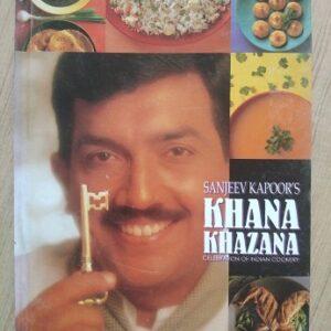 Sanjeev Kapoor's Khana Khajana Used Books
