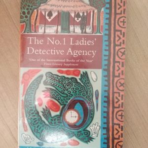 The No. 1 Ladies Detective Agency Used Books
