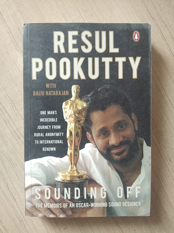 Resul Pookutty - Sounding Off Used Books