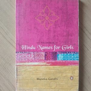 Hindu Names For Girls Used Books