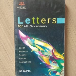 Letters For All Occassions Used Books
