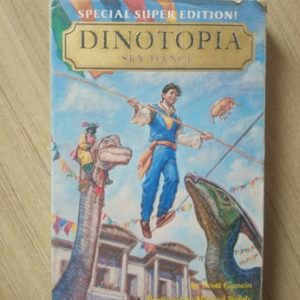 Dinotopia-Sky Dance Used Books