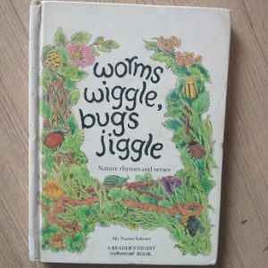 Worms Wiggle, Bugs Jiggle Used Books