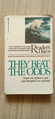 They Beat The Odds second hand books