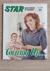 Growing Up Used books