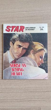 Nurse, An Aching Heart Used books