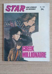 Greek Millionaire Used books