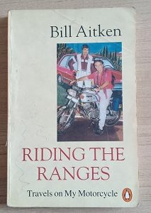 Riding The Ranges Second hand books