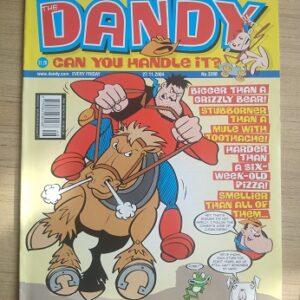 Used Book Dandy - Big Size