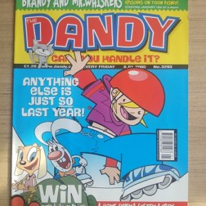 Used Book Dandy - Big Size