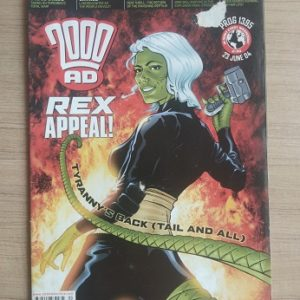 Used Book Rex Appeal
