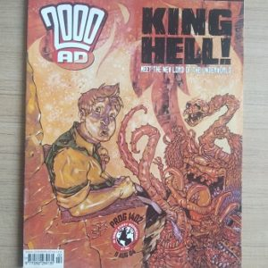 Used Book King Hell