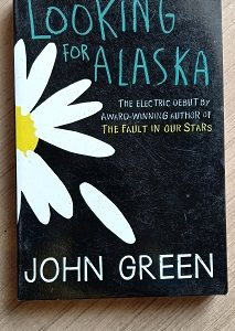 Used Book Looking For Alaska