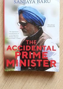 Second hand book The Accidental Prime Minister