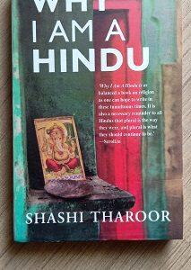 Second hand book Why I Am A Hindu, NonFiction Religion-Politics-Studies Aleph Book Company Shashi Tharoor - Hinduism English