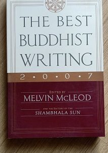 Second hand book The Best Buddhist Writing 2007