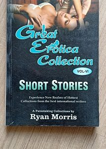 Second hand book Great Erotica Collection