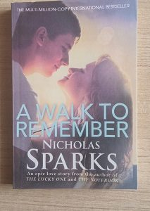 Used Book A Walk To Remember