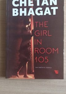 Used Book The Girl In Room No. 105