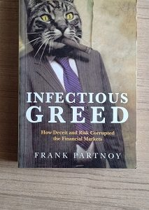 Used Book Infectious Greed