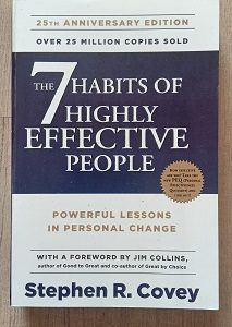 Used Book The Seven Habits of Highly Effective People