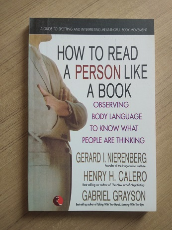 Used Book How To Read A Person Like A Book