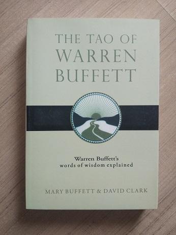 Used Book The Tao of Warren Buffett
