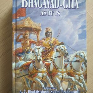 Used Book The Bhagwat Gita